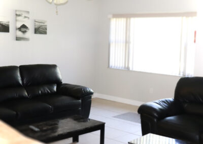 Resident Interior- Living Room