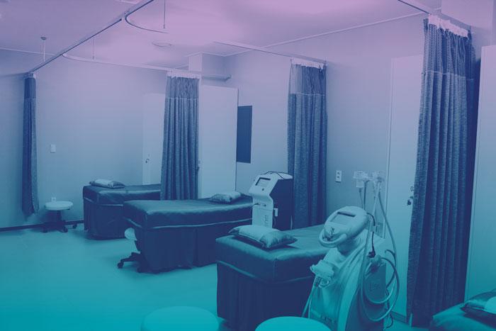 drug ceiling in medical setting